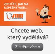 Tvorba webových stránek - MD webdesign