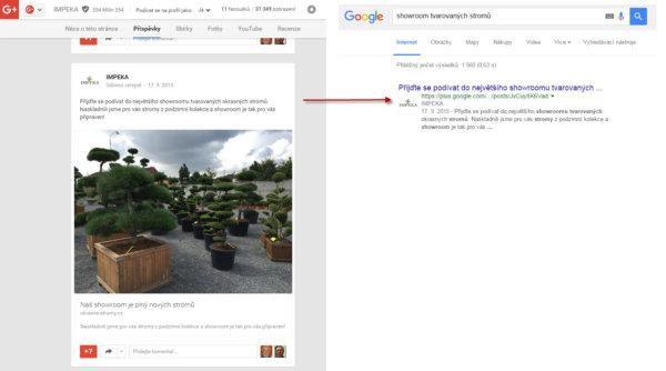 SEO tip - publikujte příspěvky na Google Plus