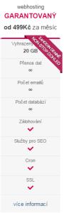 kvalitnmí hosting