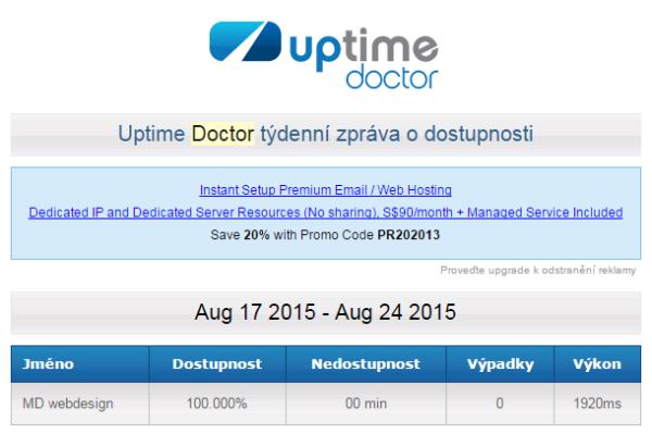 uptime doctor